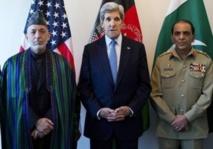 """Kerry """"confiant"""" dans la signature d'un accord avec l'Afghanistan"""