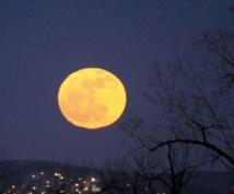 La pleine lune peut perturber le sommeil