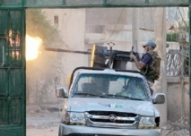 Mise en échec d'une tentative de contrebande d'armes de Syrie