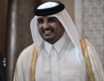 Le nouvel émir du Qatar en Arabie Saoudite pour son 1er voyage à l'étranger