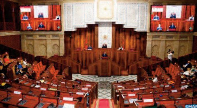 Adoption par la Chambre des représentants de six textes de loi