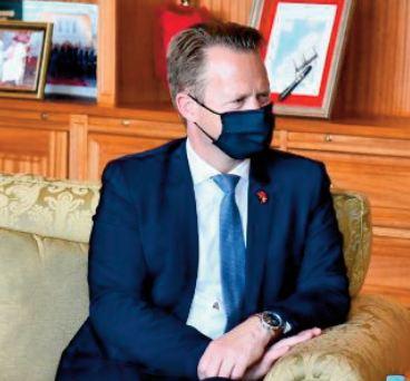 Nasser Bourita salue le rôle du Danemark dans le renforcement des relations entre le Maroc et l'UE