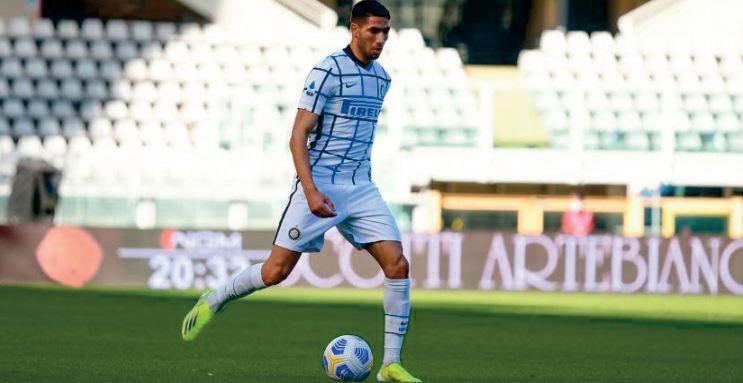 Le transfert d'Achraf Hakimi de l'Inter Milan au PSG est imminent
