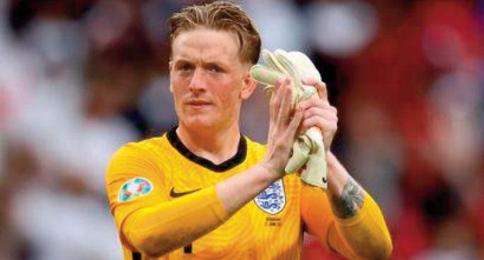 EURO 2021: Jordan Pickford La forte tête des Anglais