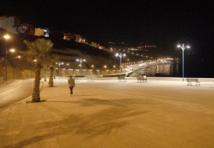La corniche de Sabadia, embellit les soirées ramadanesques d'Al Hoceima