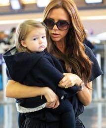 People : Victoria Beckham souhaite contribuer à l'éducation du royal baby