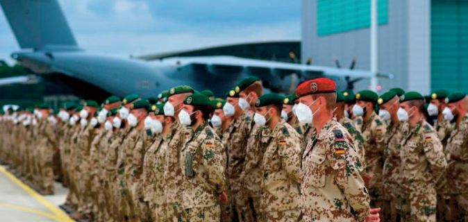 Les forces étrangères quittent la base aérienne de Bagram et bientôt l'Afghanistan