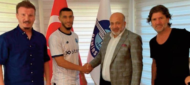 Younes Belhanda rejoint Adana Demirspor