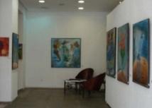 Exposition d'artistes étrangers à la Galerie Fan-Dok à Rabat