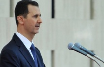 Assad  déterminé à écraser la rébellion