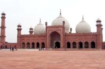 La mosquée royale de Lahore