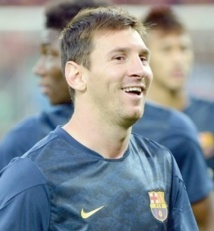 Messi vaut 580 millions d'euros