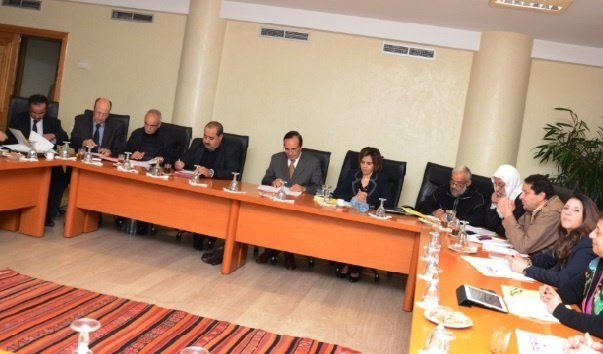 La Commission politique de l'USFP a tenu sa réunion à Rabat