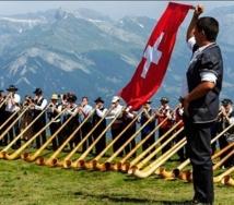 Suisse: concours pour un hymne national