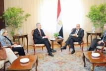 Navettes diplomatiques au Caire pour résoudre la crise
