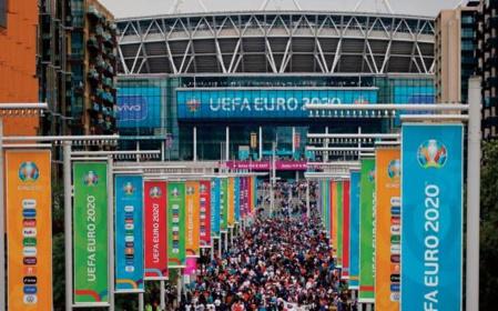 EURO 2021. Dernier carré à Wembley: Le temple du foot sous vigilance sanitaire