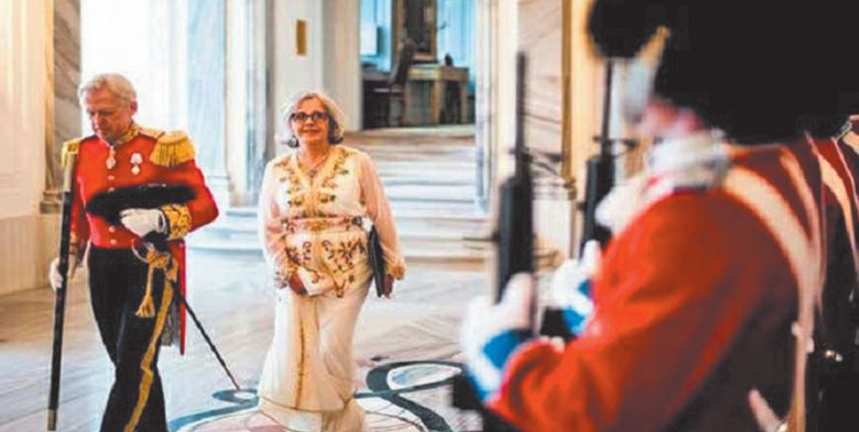 Installation du nouveau consul honoraire du Maroc à Aalborg