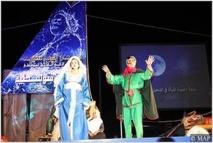 Clôture de la 10ème édition du Festival international du conte à Témara