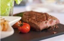 Un steak cultivé en laboratoire à partir de cellules souches
