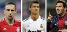 Messi, Ribéry ou Cristiano Ronaldo