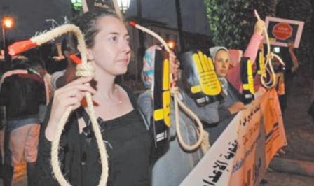 Protégeons le droit à la vie: Abolissons la peine de mort