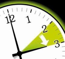 Re-retour à l'heure GMT +1