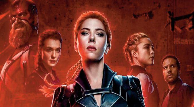 """Retour de """"Black Widow """" sur grand écran"""