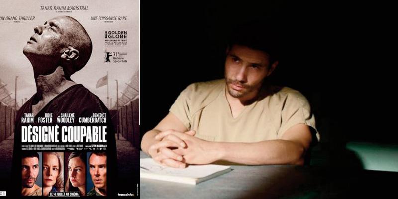 """""""Désigné coupable """": Tahar Rahim, une star dans l' enfer de Guantanamo"""