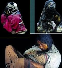 Momies incas de Llullaillaco : les enfants ont été drogués avant d'être sacrifiés