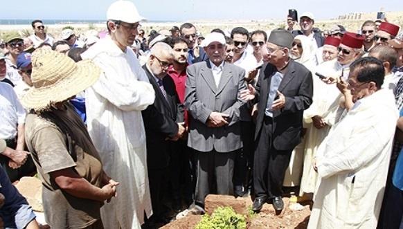 Vibrant hommage à Wassif Mansour