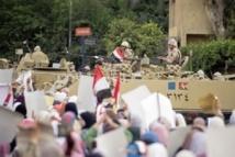 La tension monte sur fond de crise politique en Egypte