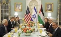 Difficile reprise des pourparlers entre Palestiniens et Israéliens