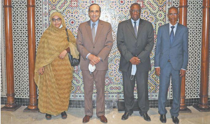 Le président de la Chambre des représentants appelle à la création d' un Forum parlementaire maroco-mauritanien