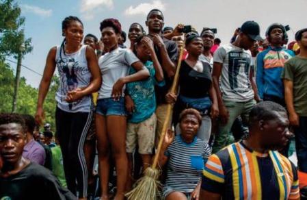 Haïti demande à Washington l'envoi de troupes après l' assassinat mystère du président