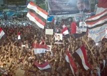 L'armée prolonge la détention de Morsi