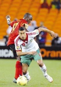 Le Burkina, première étape pour préparer la CAN 2015