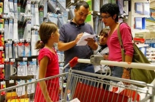 Le moral des ménages à son plus bas niveau historique