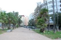 La Place Mohammed VI et le jardin du Belvédère livrés à leur triste sort