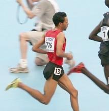 L'espoir de l'athlétisme marocain à Moscou repose sur le 1500 m