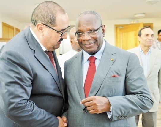 Driss Lachgar félicite le nouveau Président du Mali