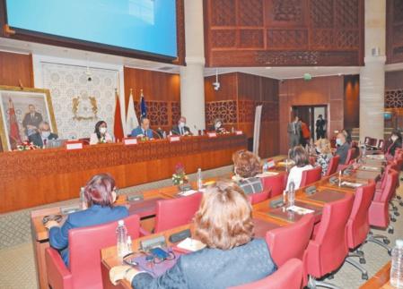 Débat parlementaire Maroc-UE à Rabat sur l'égalité des femmes en politique