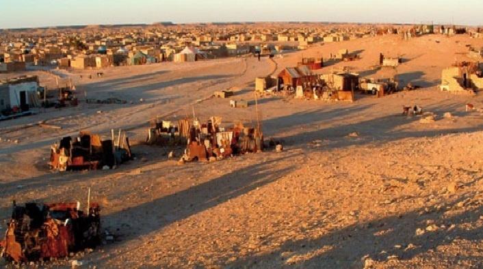 Vaste soulèvement dans les camps de Tindouf