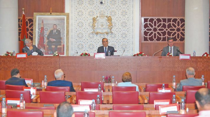 Remise du prix de la presse parlementaire et du prix national des études et recherches sur l' action parlementaire
