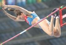 Isinbayeva, la star absolue