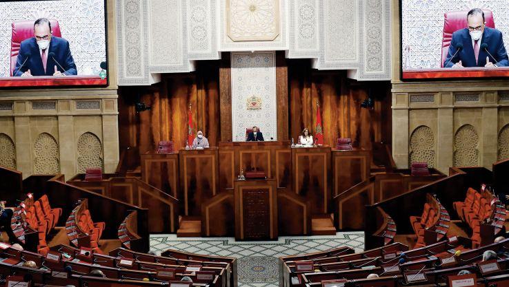 Les députés sont en droit de ressentir une fierté légitime quant au rendement législatif. C'est au gouvernement de chercher à suivre la mesure