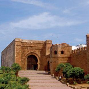 Le DG de l'ISESCO reçoit les clés des portails de la Kasbah des Oudayas