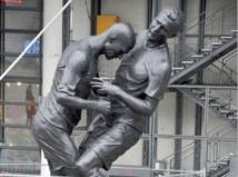 Pietrasanta, théâtre d'une confrontation fructueuse entre artistes italiens