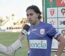 Nabil El Oualji et Zakaria Zahid au Wydad