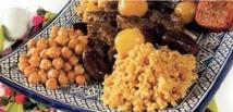 Pecette : Pied de veau aux pois-chiches et blé