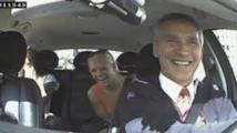 Insolite : Un taxi driver pas comme les autres